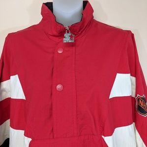 STARTER Jackets & Coats - Detroit Red Wings Vintage Starter Jacket